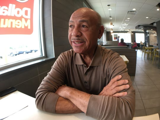 Longtime Montgomery YMCA executive Sim Sippial talks