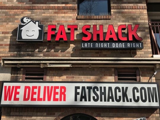 Fat Shack is a regional sandwich and appetizer chain.