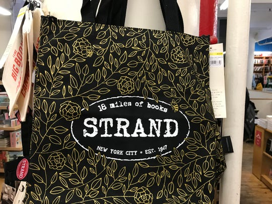 This Strand book tote is $19.95