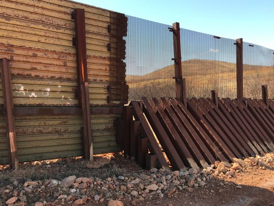 Cochise County's 83 miles of border with Mexico features