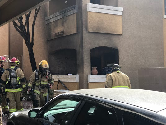 Indian school apartment fire