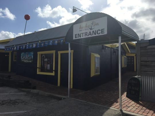 Anchor In Bar & Grill is located in Marinatown in North