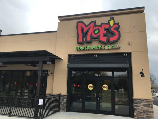 The first Moe's Southwest Grill in Santa Rosa County will open at 4741 U.S. 90 in Pace at 11 a.m. Thursday. The restaurant will host a soft opening from 11 a.m. to 2 p.m. and from 5 to 7 p.m. Wednesday.
