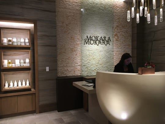 Mokara Spa in the Omni Louisville Hotel