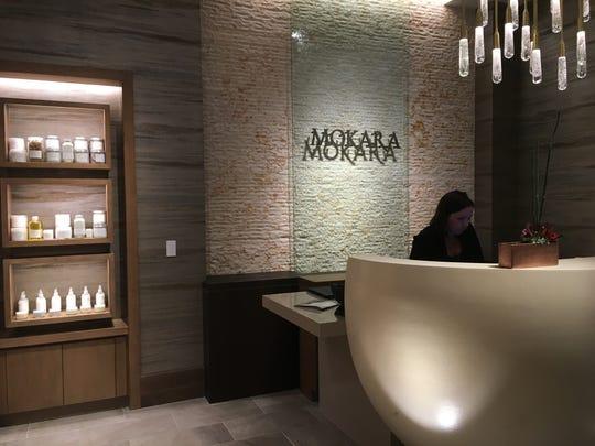 Mokara Spa in the Omni Louisville Hotel