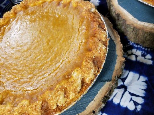 Pots & Pans pie master Clarissa Morley puts homemade