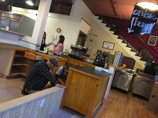 Cranberry's Grocery and Eatery in Staunton is expanding its kitchen area.