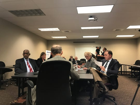 The Davidson County Election Commission meets on Friday,