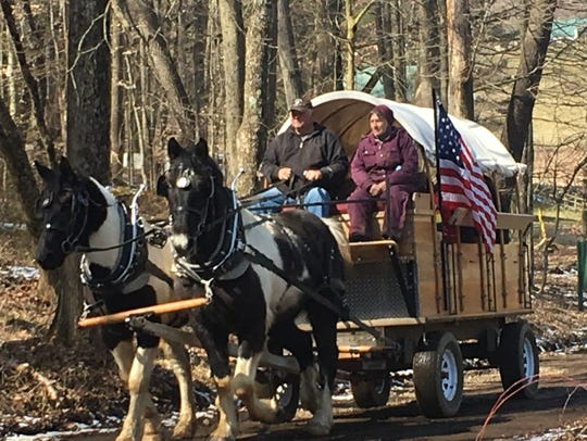 The Malabar Farm State Park's Maple Syrup Festival