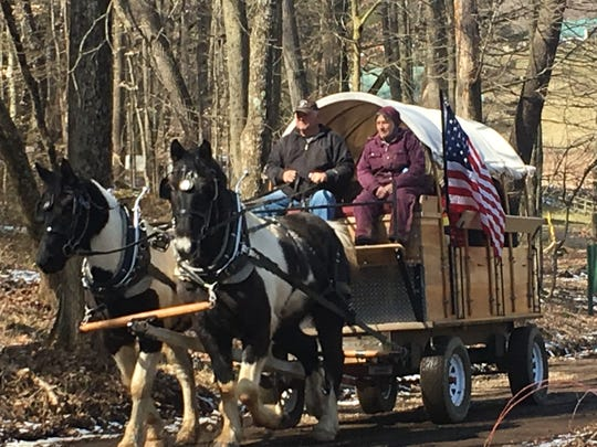 The Malabar Farm State Park's Maple Syrup Festival had something for everyone Saturday.
