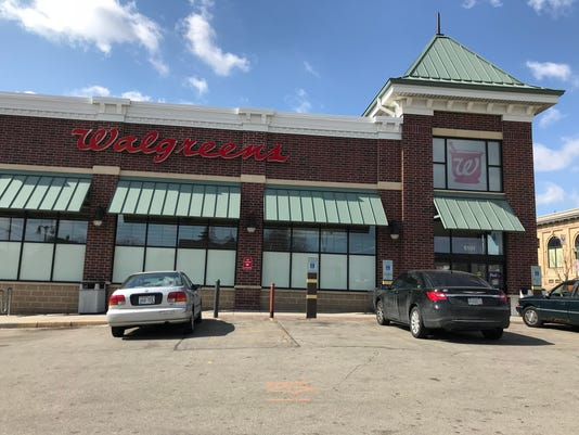 Walgreens at 61st and Greenfield