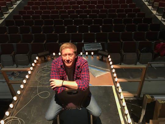 Nyack High School's director Joe Egan is leaving the school's celebrated theater program after 20 years.