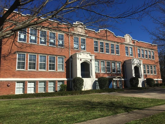 Stone School, built in 1923 on Robinson Street and known now as Stone Academy, was once a high school.