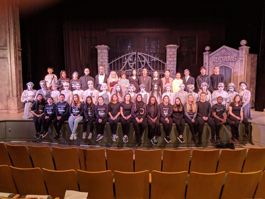 Pingry School's Department of Drama and Music presented