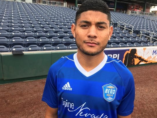 Sparks High alum Kevin Partida signed with Reno 1868