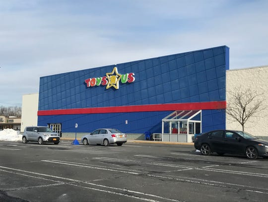 The former Toys R Us location on Route 59 in Nanuet is now occupied by Ocean State Job Lot, a discount retailer.