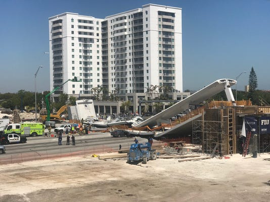FIU BRIDGE COLLAPSE 01