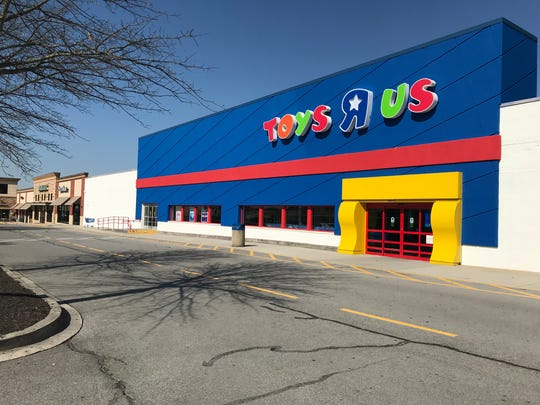 The empty Toys R Us in Suburban Plaza on Kingston Pike will soon be filled by a Hobby Lobby.