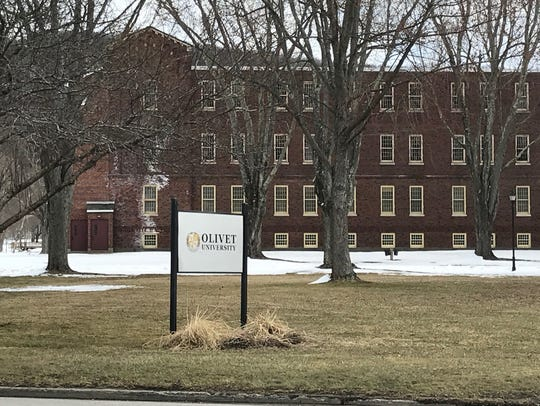 The Olivet University campus in the Town of Dover on