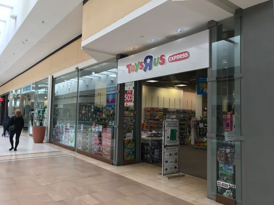 The Toys R Us Express Southridge store is to close or be sold, as part of the 70-store closing of Toys R Us.