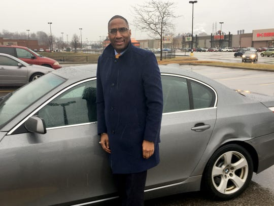 Zack Reed, 55, a former Cleveland City Council member,