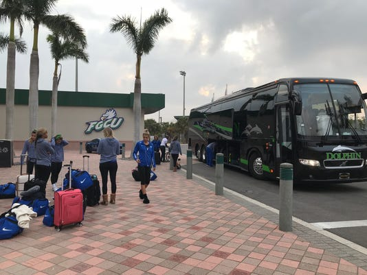 Basketball: FGCU women's basketball team return to Alico Arena