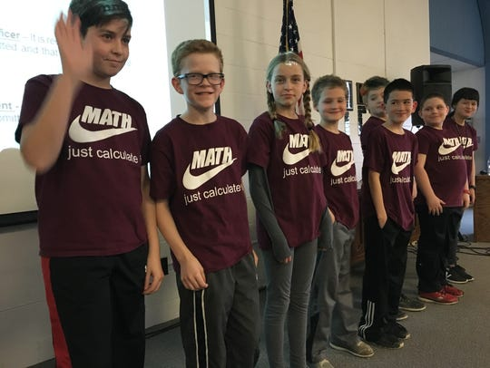 East Washington Academy students are honored as state