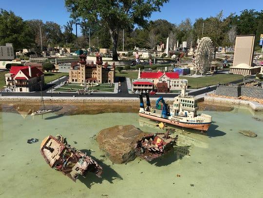 Legoland Florida gives a shoutout to the Treasure Coast