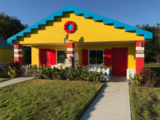 The Legoland Beach Retreat is the second resort at