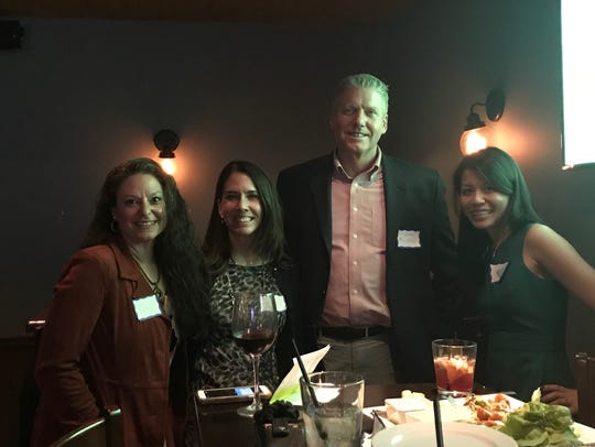 A previous ISM-NJ Winter Networking event.