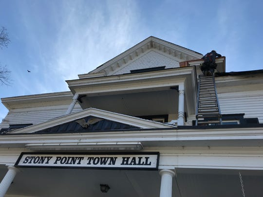 Stony Point secured a $250,000 grant to renovate their historic Town Hall.