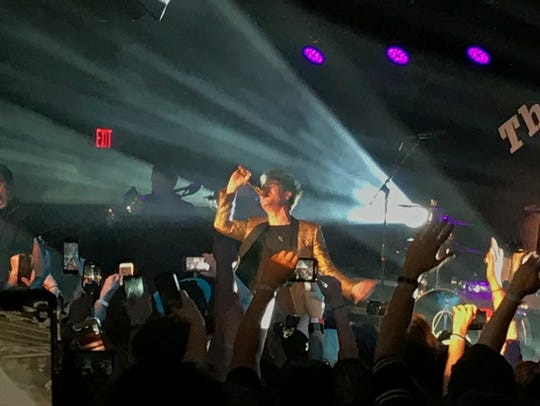 Brendon Urie and Panic! at the Disco at the Stone Pony