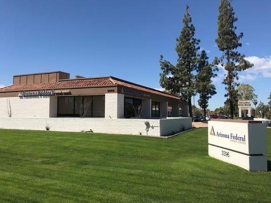 Arizona federal Credit Union, Scottsdale branch