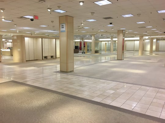Customers had their last chance to visit the Macy's in Birchwood Mall in Fort Gratiot on March 25, 2018.