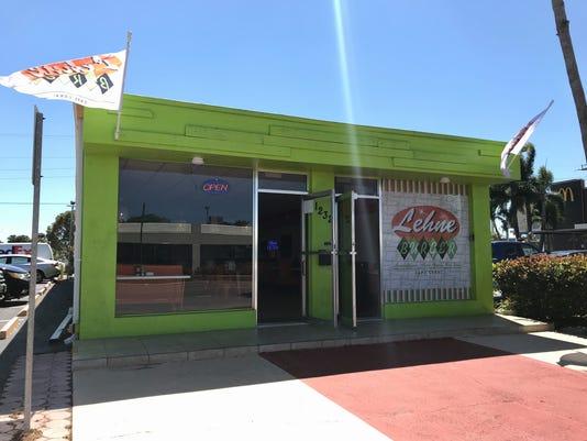 Lehne Burger Cape Coral