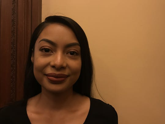 Giovana Zacatelco, 22, is a DACA recipient and a student