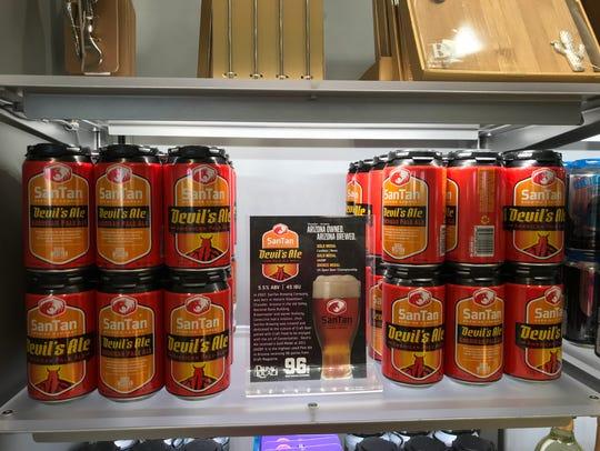 SanTan Brewing Co., a Chandler, Ariz., brewer, sells