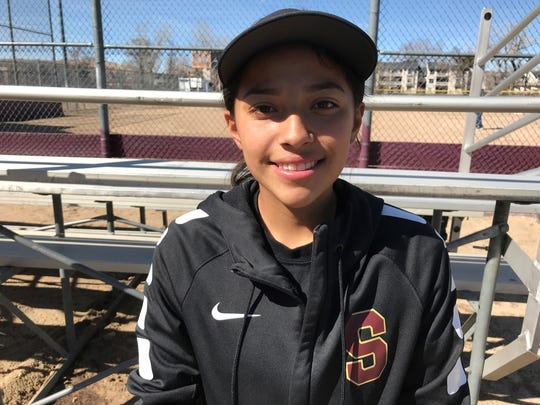 Sparks senior Angie Hurtado is one of the NIAA top 10 student athletes.