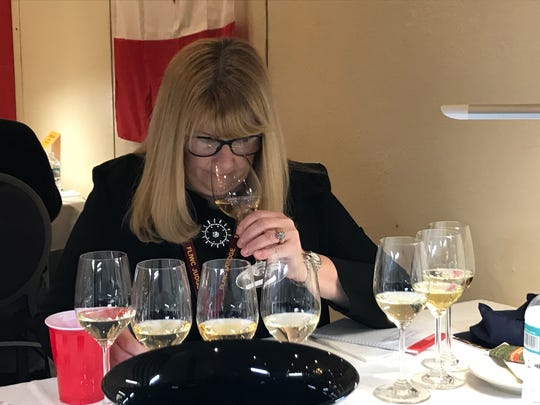 Doris Miculan Bradley is a wine judge and professor in the School of Hospitality Tourism Management at George Brown College in Toronto, Canada.