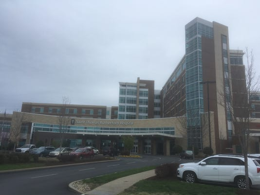 Saint Thomas Rutherford Hospital