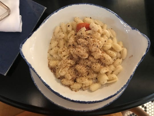 Mac and cheese at Emporium Kitchen and Wine Market