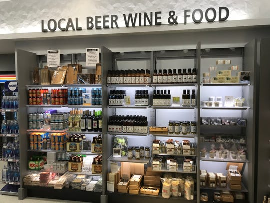 Arizona beer and wine are now stocked alongside other