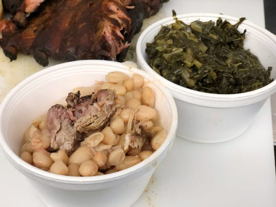 """""""Some of our customers call them our secret sides,"""" said owner Kerry Watson. """"They have become a staple for our regulars. We have one gentleman who gets a family size white beans and that's his meal twice a week."""""""