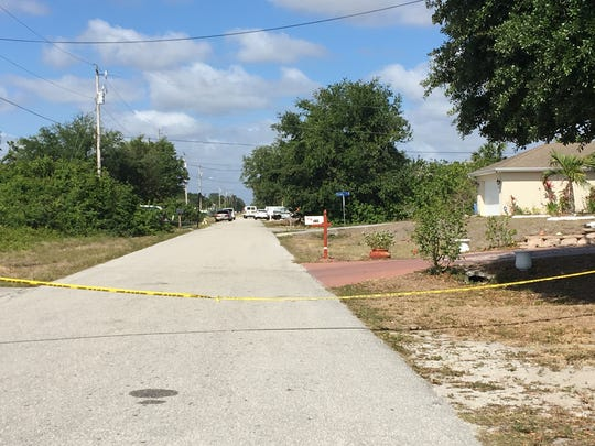 The Lee County Sheriff's Office is investigating the homicide of a 29-year-old man in Lehigh Acres on Friday, March 30, 2018.