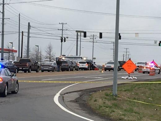 Hopkinsville Ky Police Officer Shot Suspect James Decoursey Shot