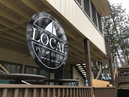 The Local Pub and Eatery at Stone Creek Cove in Anderson