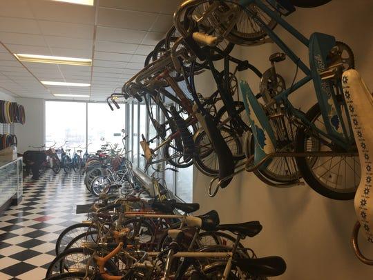 Old Skool Bicycle Shop opens at 1250 Bellevue St. on