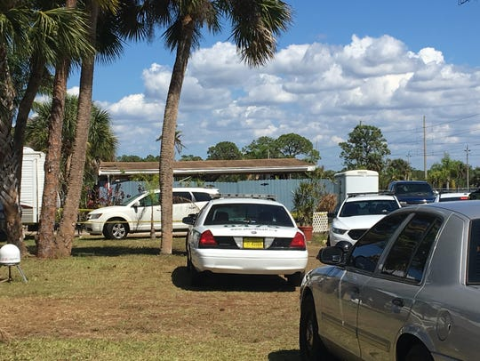 The Lee County Sheriff's Office is investigating two