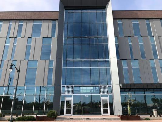 Gilbert University building