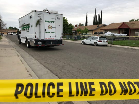 Tulare County Sheriff's Department is investigating a Visalia officer-involving shooting.